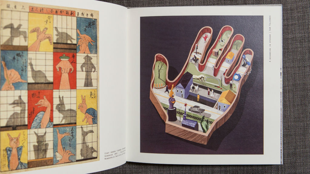 """ A Book about hands""Utagawa Hiroshige Collection Minneapolis Institute of Arts- Sam Falconer"