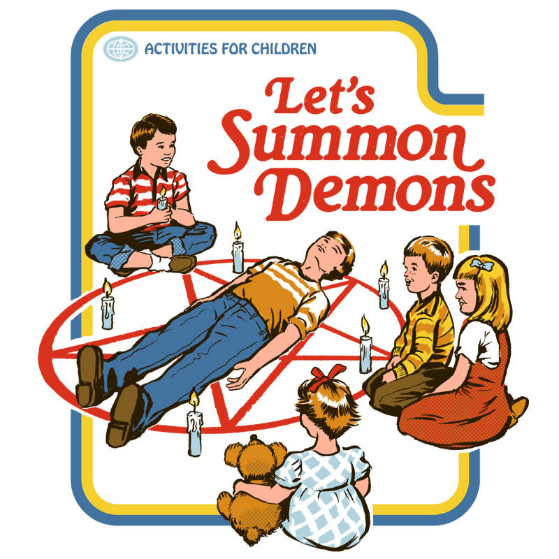 Let's-Summon-Demons